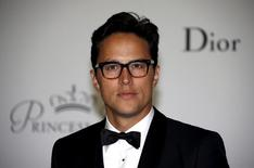 U.S director Cary Fukunaga poses at the Princess Grace Awards gala in Monaco September 5, 2015. REUTERS/Eric Gaillard