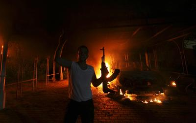 Flashback: Benghazi attack