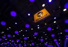 Le conseil d'administration de Renault, réuni vendredi en séance extraordinaire, n'est pas parvenu à un accord sur la question des droits de vote de l'Etat français et celle d'un rééquilibrage avec Nissan mais a convenu d'une poursuite des discussions, selon plusieurs sources proches du dossier. /Photo prise le 22 janvier 2015/REUTERS/Yves Herman