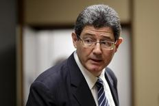 Ministro da Fazenda, Joaquim Levy, em Brasília. 04/11/2015 REUTERS/Ueslei Marcelino