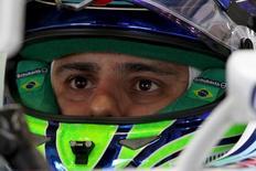 Felipe Massa durante sessão de treinos na Cidade do México.   30/10/2015   REUTERS/Edgard Garrido