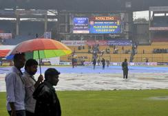 Deadly rains wreak havoc in southern India, Sri Lanka