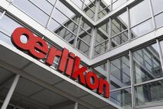 OC Oerlikon a annoncé vendredi vendre sa filiale d'équipements de vide utilisés dans les semi-conducteurs, Leybold Vacuum, au suédois Atlas Copco. Cette transaction est basée sur une valeur d'entreprise de 486 millions d'euros. /Photo d'archives/REUTERS/Christian Hartmann