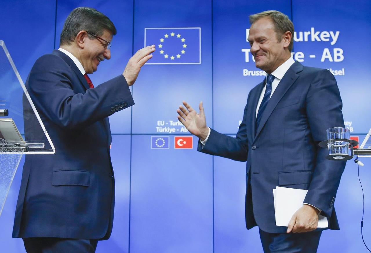 Cash Visas And Talks Key Points Of Eu Turkey Pact On Refugees