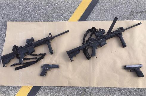 The San Bernardino arsenal