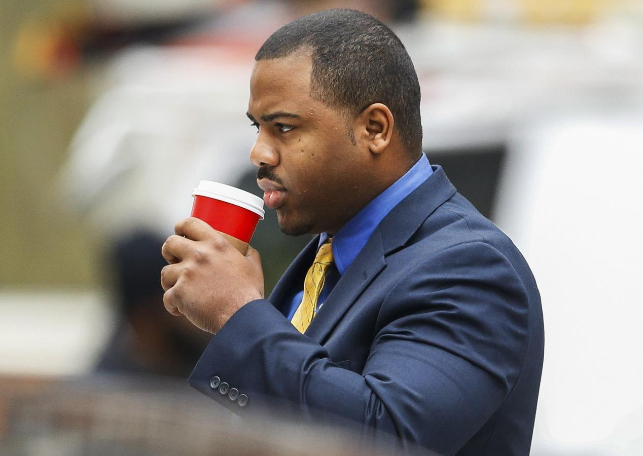 Baltimore officer's knowledge at heart of Freddie Gray trial