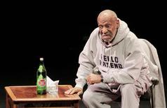 Bill Cosby durante peça em Denver.  17/1/2015.   REUTERS/Barry Gutierrez