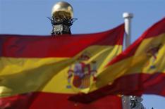La Banque d'Espagne s'attend désormais à une croissance de 3,2% cette année et de 2,8% l'année prochaine, contre respectivement 3,1% et 2,7% lors de ses précédentes prévisions. /Photo d'archives/REUTERS/Sergio Perez