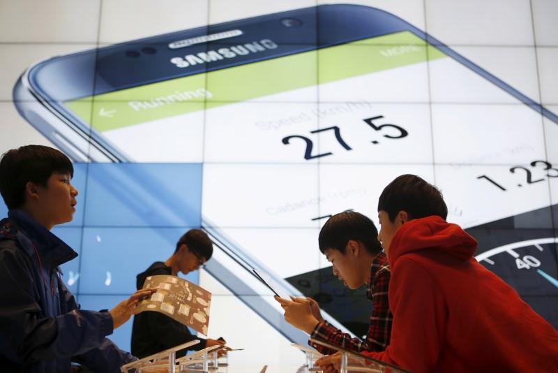 Samsung expandirá tecnologia de pagamento móvel a novos países, incluindo Brasil