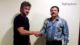"""Foto de divulgação da revosta Rolling Stone do ator Sean Penn com Joaquín """"El Chapo"""" Guzmán no México. 10/01/2016 REUTERS/Rolling Stone/Divulgação via Reuters"""