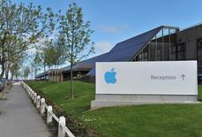Apple Operations International, uma subsidiária da  Apple, em Hollyhill, Cork, no sul da Irlanda. 21 de maio de 2013. REUTERS/Michael MacSweeney