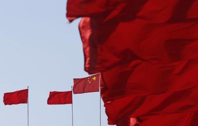 1月19日、中国国家統計局が発表した2015年第4・四半期の国内総生産(GDP)伸び率は、前年同期比6.8%となった。市場予想と一致した。北京で3月撮影(2016年 ロイター/Kim Kyung Hoon)