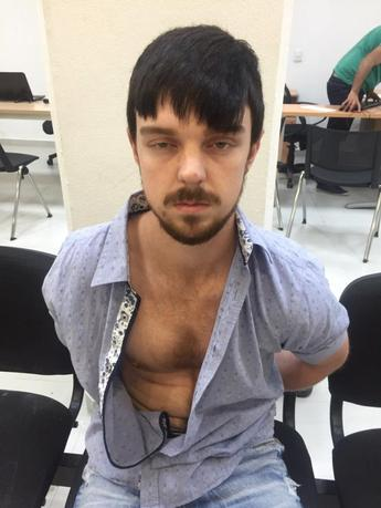 U.S. national Ethan Couch is pictured in this undated handout photograph made available to Reuters on December 29, 2015 by the Jalisco state prosecutor office. REUTERS/Fiscalia General del Estado de Jalisco/Handout via Reuters