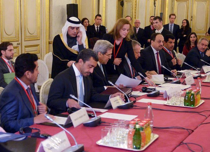 Syrian opposition says Kerry applies pressure over peace talks