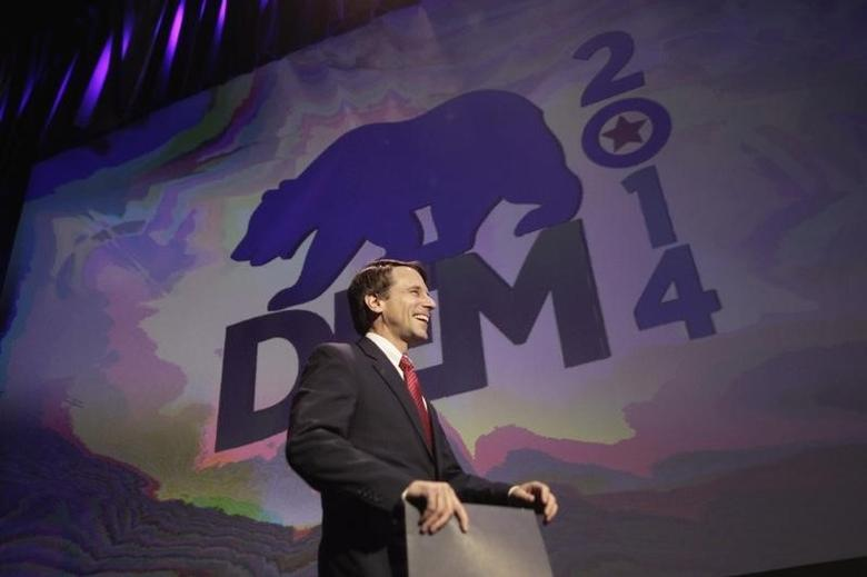 File photo of Insurance Commissioner Dave Jones at the Los Angeles Convention Center March 8, 2014.   REUTERS/David McNew