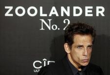 Cast member U.S. actor Ben Stiller February 1, 2016. REUTERS/Sergio Perez