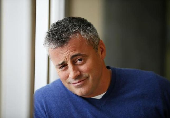 Actor Matt LeBlanc poses for a portrait in Los Angeles, California, December 18, 2013. REUTERS/Lucy Nicholson/Files