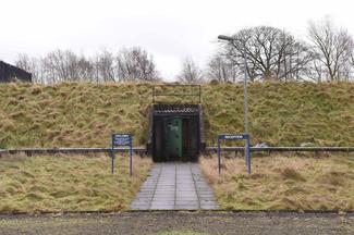 For sale: Nuclear bunker