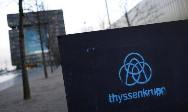 thyssenkrupp expands in response to new auto orders reuters. Black Bedroom Furniture Sets. Home Design Ideas
