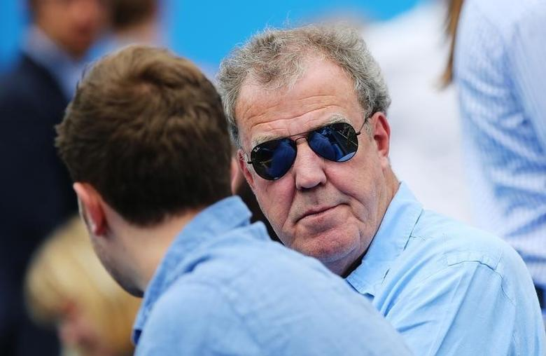Tennis - Aegon Championships - Queens Club, London - 17/6/15TV presenter Jeremy Clarkson in the standsAction Images via Reuters / Paul ChildsLivepic