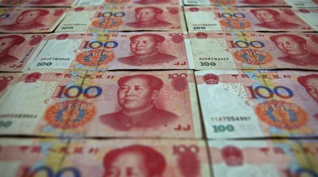 2月26日、中国人民銀行(中央銀行)は、中国の経済ファンダメンタルズは依然健全で、経済には明るい兆しがみられるとの認識を示した。写真は北京で2013年5月撮影(2016年 ロイター/Petar Kujundzic)