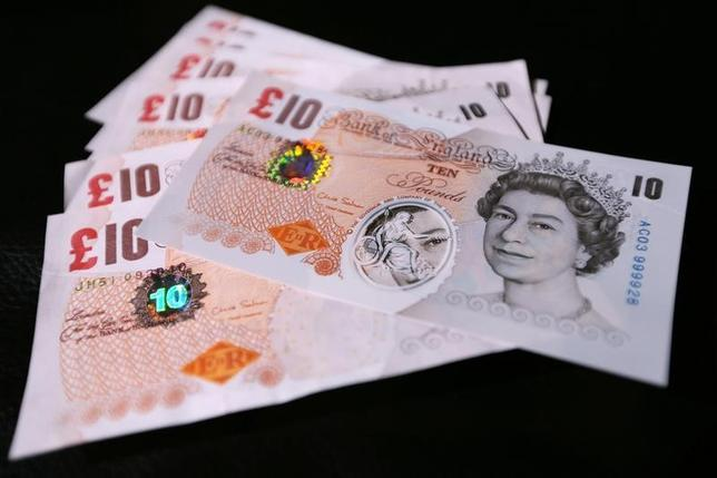 2月25日、英財務省の金融サービス部門長官のチャールズ・ロックスバラ氏は、国民投票でEU離脱の賛成票が多かった場合の相場への対応策は練っていないと述べた。2013年9月撮影(2016年 ロイター/Chris Ratcliffe)