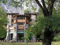 The Ahwahnee Hotel in Yosemite National Park, California is shown in the October 5, 2006 handout photo released to Reuters February 4, 2016.  REUTERS/Kenny Karst/Delaware North/Handout via Reuters