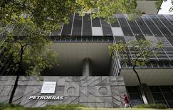 Sede da Petrobras, no Rio de Janeiro. 28/01/2016 REUTERS/Sergio Moraes/Files