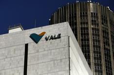 Sede da Vale, no centro do Rio de Janeiro.    28/08/2014     REUTERS/Pilar Olivares/Files