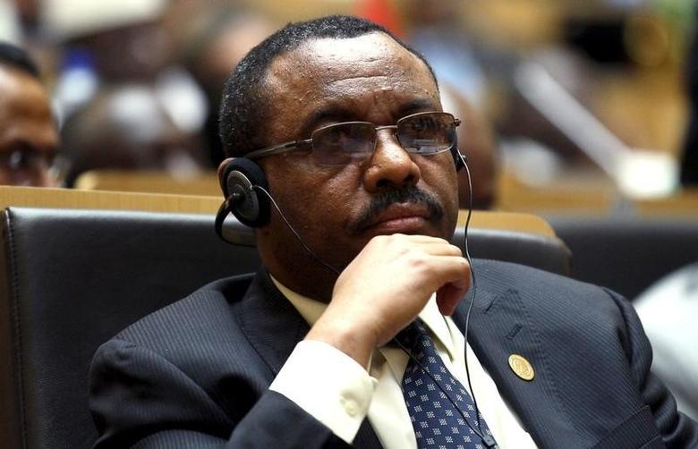 Ethiopia's Prime Minister Hailemariam Desalegn attends the opening ceremony of the 26th Ordinary Session of the Assembly of the African Union (AU) at the AU headquarters in Ethiopia's capital Addis Ababa, January 30, 2016. REUTERS/Tiksa Negeri