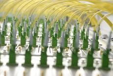 L'Allemagne prévoit de mettre en place un fonds de dix milliards d'euros pour encourager l'investissement dans les infrastructures pour des connexions internet plus rapides dans les zones rurales d'ici à 2025. /Photo d'archives/REUTERS/Lisi Niesner