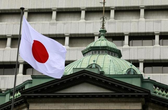 3月18日、日銀は、マイナス金利政策の導入を決めた1月28─29日の金融政策決定会合の議事要旨を公表した。写真は都内で2012年9月撮影(2016年 ロイター/Yuriko Nakao)