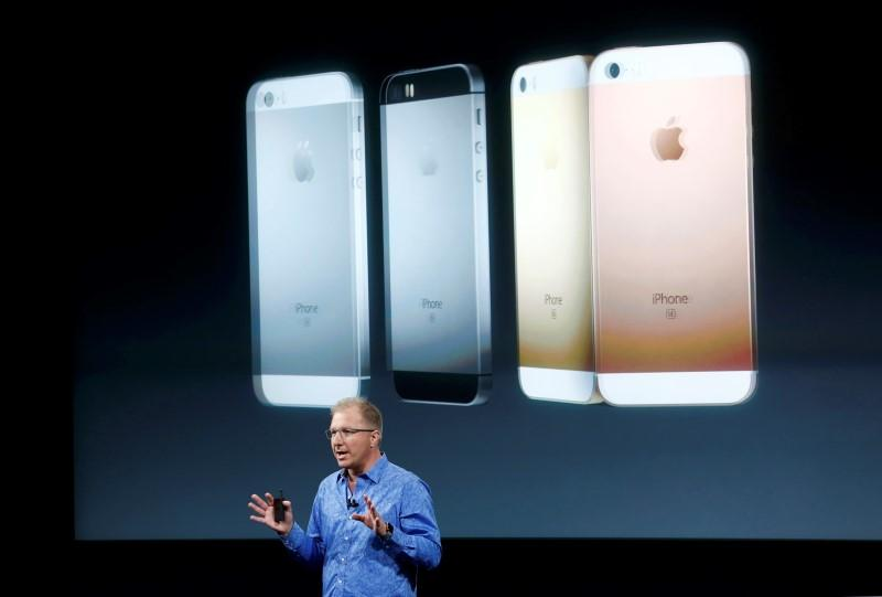 Apple hopes small is big again as iPhone SE debuts