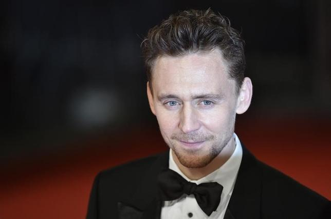 Actor Tom Hiddleston arrives at the British Academy of Film and Arts (BAFTA) awards ceremony at the Royal Opera House in London February 8, 2015. REUTERS/Toby Melville