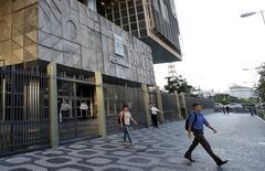 Prédio-sede da Petrobras no Rio de Janeiro. 21/03/2016. REUTERS/Sergio Moraes