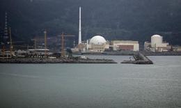Vista do complexo nuclear de Angra dos Reis, em foto de arquivo 31/08/2011 REUTERS/Ricardo Moraes/Files