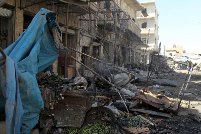 Syrian Peace Talks Now 'Doomed'