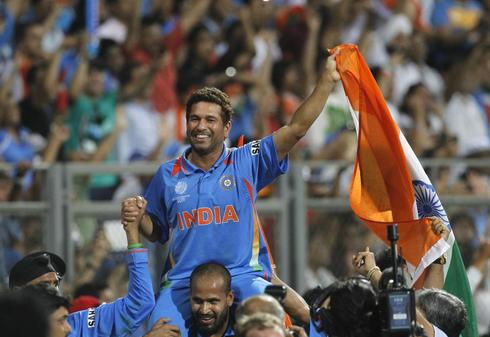 Sachin Tendulkar - the man and his game