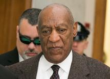 Actor and comedian Bill Cosby arrives for the second day of hearings at the Montgomery County Courthouse in Norristown, Pennsylvania February 3, 2016. REUTERS/Ed Hille