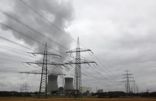 The nuclear power plant of Gundremmingen is pictured on March 11, 2012.    REUTERS/Michaela Rehle