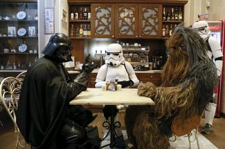 Star Wars in real life