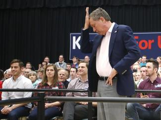 Kasich calls it quits