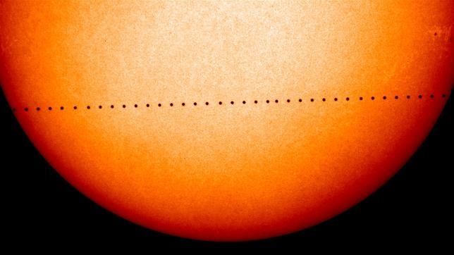 Mercury poised for rare 'transit' across sun's face on Monday ?m=02&d=20160508&t=2&i=1136293338&w=644&fh=&fw=&ll=&pl=&sq=&r=LYNXNPEC470C3