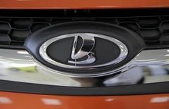 Nicolas Maure, directeur général d'Avtovaz, ne voit pas le premier constructeur automobile russe, filiale de Renault, renouer avec les bénéfices avant 2018 au plus tôt. /Photo prise le 14 mars 2016/REUTERS/Maxim Shemetov