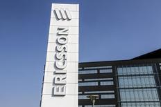 A general view of an office of Swedish telecom giant Ericsson is seen in Lund, Sweden, September 18, 2014. REUTERS/Stig-Ake Jonsson/TT News Agency/File Photo
