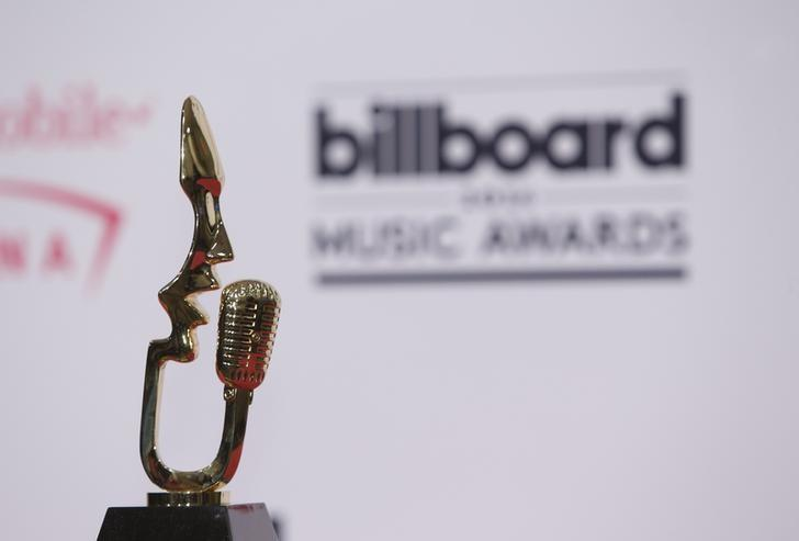 General view of the Billboard award backstage at the 2016 Billboard Awards in Las Vegas, Nevada, U.S., May 22, 2016.  REUTERS/Steve Marcus