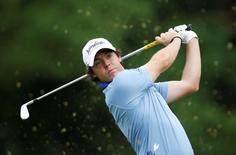 Golfista norte-irlandês Rory McIlroy durante torneio nos Estados Unidos.    19/06/2011   REUTERS/Jeff Haynes/File Photo