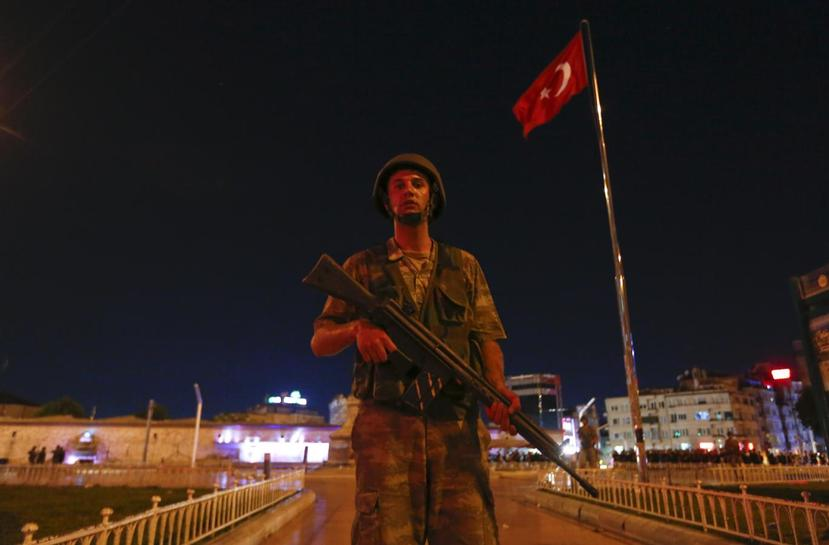 Attempted Turkey coup threatens US fight against Islamic State