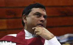 Sri Lanka detains ex-leader's brother on suspicion over funds