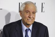 Director Garry Marshall arrives as a guest at the 19th Annual ELLE Women in Hollywood dinner in Beverly Hills, California October 15, 2012.   REUTERS/Fred Prouser/File Photo